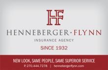 Henneberger Flynn's New Branding